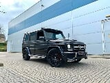 Photo 2011 Mercedes Benz G Class G350d CDI BlueTEC...