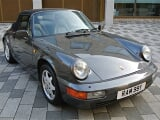 Photo Left Hand Drive Porsche - 1989 CARRERA 2 MANUAL...