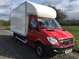 Photo Mercedes Sprinter 313Cdi 3.5T LWB 16ft Dropwell...