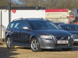 Photo 2009 Volvo V50 1.8 R-Design 5dr
