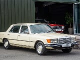 Photo Mercedes 450 sel auto 1976. For sale from The...