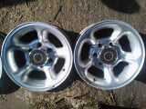 Photo Vauxhall Frontera Nautilus Alloy Wheels