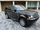 Photo Left Hand Drive Land Rover - 2009 RANGE ROVER...