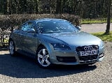 Photo Audi tt 2.0 TFSI Coupe. Petrol. Manual. 2008. Grey