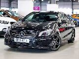 Photo Mercedes-benz cla class cla 180 amg sport 4dr...