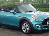 Photo MINI, Convertible