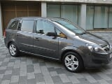 Photo Left Hand Drive OPEL - 2010 ZAFIRA 1.7 CDI 110...