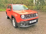 Photo Jeep Renegade Longitude Estate 2017, 49900...