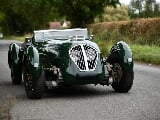 Photo Healey Silverstone Mille Miglia Eligible (1949)...