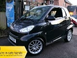Photo 2009 smart fortwo 1.0 passion mhd auto coupe...