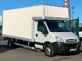 Photo Used iveco daily luton in white. 2009, not...