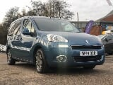 Photo Peugeot Partner 1.6 E-HDI TEPEE S 5d 92 BHP MPV...