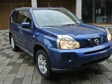 Photo Left Hand Drive Nissan - 2009 XTRAIL 4X4 2.0...