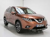 Photo Nissan X-Trail 1.6 dCi N-Vision 5-Door Station...