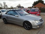 Photo 2003 Mercedes-Benz CLK 320