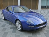 Photo Left Hand Drive Maserati - 2003 4200 COUPE...