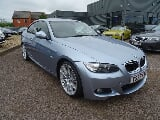 Photo Bmw 320d 3 series m sport highline 2dr only...