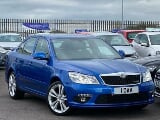Photo 2009 SKODA Octavia 2.0 tdi cr vrs 5dr