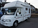 Photo Elddis autoquest 400rl 4 berth motorhome...