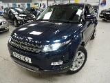 Photo Land rover range rover evoque sd4 pure tech awd...