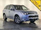 Photo Mitsubishi Outlander 2.0 GX4h 4x4 5dr (5 seats)...