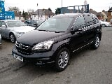 Photo Honda CR-V 2.2 i-DTEC EX 5dr