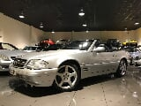 Photo Mercedes SL SL320 Final Edition Panoramic Hardtop