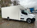 Photo Renault master low loader