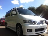 Photo 2002 Mazda Bongo 2.0 mpv aero city runner...