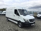 Photo Mercedes-Benz Sprinter 3.5t Van