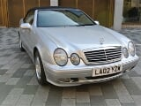 Photo Left Hand Drive Mercedes Benz - CLK 200...