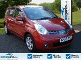 Photo Nissan Note Acenta R 5dr