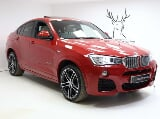 Photo Used BMW X4 3.0 35d M Sport Auto xDrive (s/)...