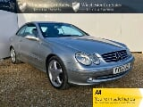 Photo Mercedes-Benz CLK 5.0 clk500 avantgarde 2dr fsh...