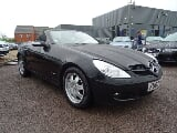 Photo Mercedes slk slk200 kompressor 2d auto 161 bhp...