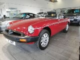 Photo 1977 mg mgb 1.8 roadster 2d 97 bhp