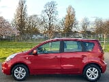Photo Nissan, Note