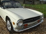 Photo Triumph tr6 manual with overdrive