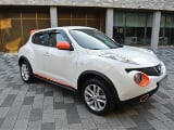 Photo Left Hand Drive Nissan - 2012 JUKE 1.5 DCI...