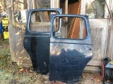 Photo Morris 8 Series E Rear Side Doors