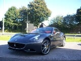 Photo Ferrari California
