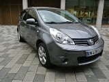Photo Left Hand Drive Nissan - 2012 MODEL NISSAN NOTE...