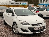 Photo Vauxhall Astra EXCITE