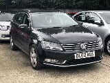 Photo Vw passat se tdi bluemotion technology
