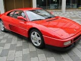 Photo Left Hand Drive Ferrari - 1990 348 TB COUPE LHD...