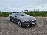 Photo Bmw 6 series 650i sport auto convertible....