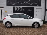Photo Vauxhall Astra 1.6 16v Exclusiv 5dr
