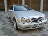 Photo Left Hand Drive Mercedes Benz - 2001 CLK 55 AMG...