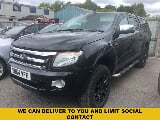 Photo Ford Ranger 2.2 xlt 4x4 dcb tdci 4d 148 bhp