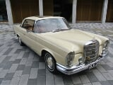 Photo Left Hand Drive Mercedes Benz - 1963 220 SE...